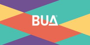 BUA. Logo.